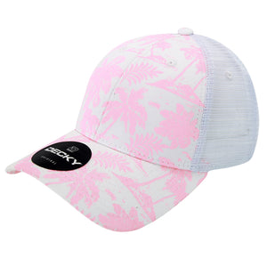Tropical Cap | Pink