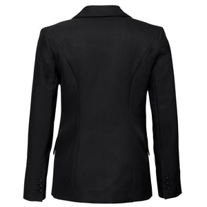 The Cool Stretch Jacket | Ladies | Longline | Black