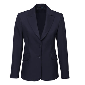 The Cool Stretch Jacket | Ladies | Longline | Navy