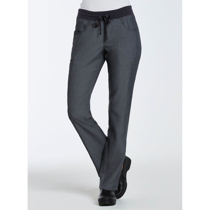 The Matrix Pro Contrast Scrub Pant | Ladies | Regular