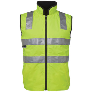 Hi Vis Reversible Vest | Yellow/Black