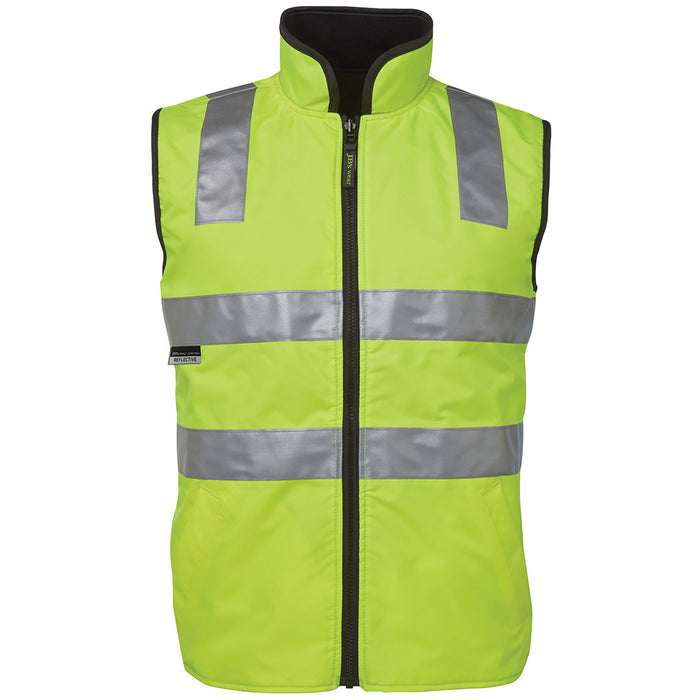 The Hi Vis Reversible Vest | Day Night
