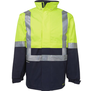 AT Jacket HI Vis Lime/Navy