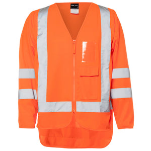 Tricot Day Night Jacket | Orange