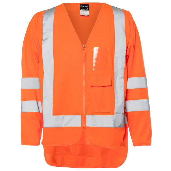The Hi Vis Tricot Jacket | Day Night