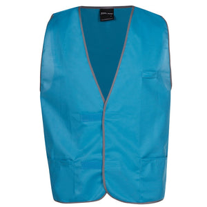 The Tricot Vest | Adults | Aqua