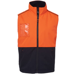AT Vest | Orange/Navy