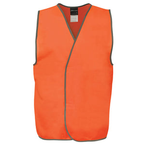 Kids Hi Vis Vest | Orange