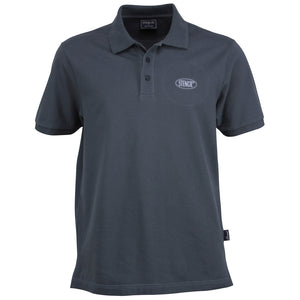 The Traverse Polo | Mens | Charcoal