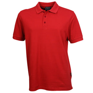 The Traverse Polo | Mens | Red