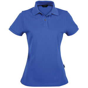 The Traverse Polo | Ladies | Mid Blue