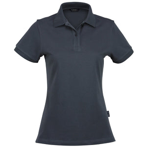 The Traverse Polo | Ladies | Charcoal