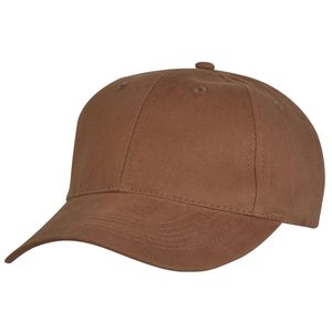 The Premium Soft Cotton Cap | Adults | Chestnut