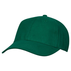 The Premium Soft Cotton Cap | Adults | Emerald