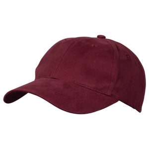 The Premium Soft Cotton Cap | Adults | Maroon