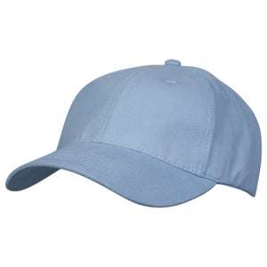 The Premium Soft Cotton Cap | Adults | Power Blue