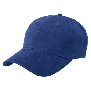 The Premium Soft Cotton Cap | Adults | Royal