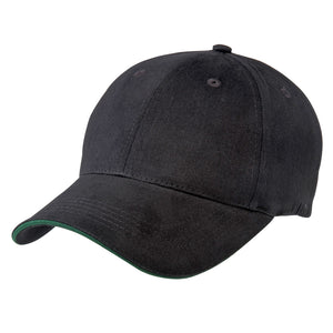 The Premium Sandwich Cap | Adults | Black/Bottle