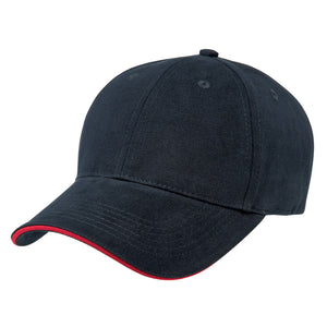 The Premium Sandwich Cap | Adults | Navy/Red