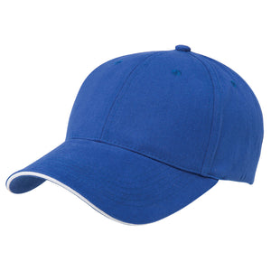 The Premium Sandwich Cap | Adults | Royal/White