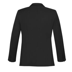 The Cool Stretch Slimline Jacket | Mens | Black