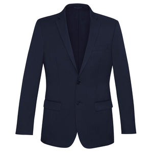 The Cool Stretch Slimline Jacket | Mens | Navy