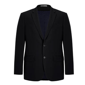 The Siena 2 Button Jacket | Mens | Black