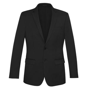 The Cool Wool Slimline Jacket | Mens | Black