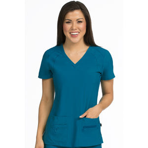 The Activate V Neck Racer Top | Ladies