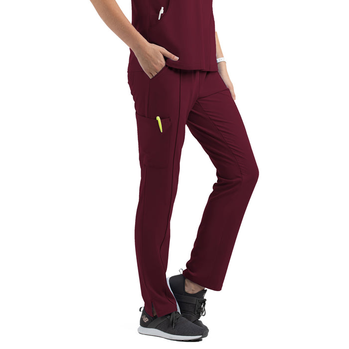 The Matrix Impulse Elastic Waist Scrub Pant | Ladies | Petite Length
