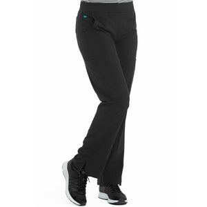 Energy Yoga Cargo | Black