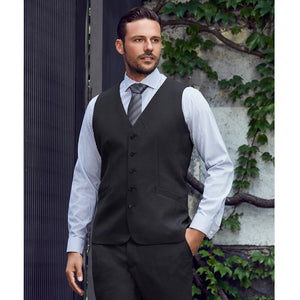 The Cool Wool Longline Vest | Mens