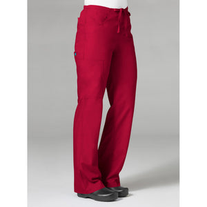 Core Utility Cargo Pant | Red