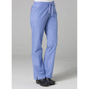 The Red Panda Half Elastic Scrub Pant | Ladies | C1 | Tall Leg