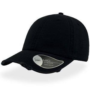Dad Cap Destroyed | Black