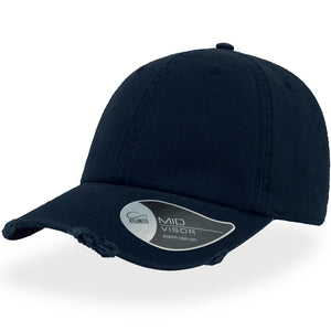 Dad Cap Destroyed | Navy