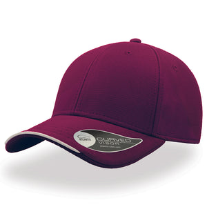 Estoril Cap | Burgundy