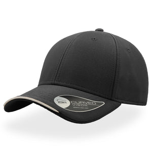 Estoril Cap | Dark Grey