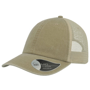 The Case Trucker | Atlantis | Khaki/Stone