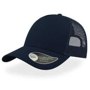 The Rapper Cotton Cap | Navy