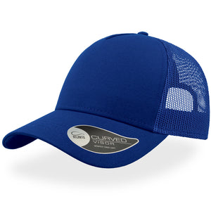 The Rapper Cotton Cap | Royal