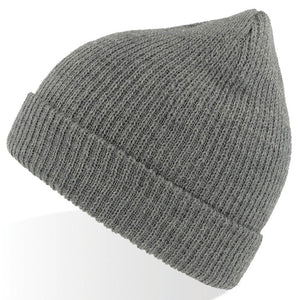 Woolly Beanie | Grey Marle