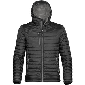 The Gravity Thermal Jacket | Mens | Black/Charcoal