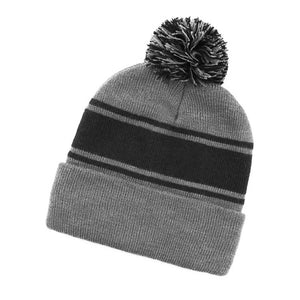 The Thick Stripe Beanie | Unisex