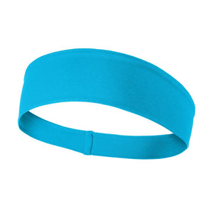 The Competitor Headband | Adults | Atomic Blue
