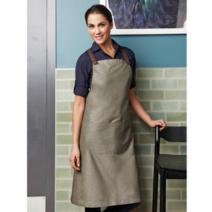 The Urban Bib Apron | Natural