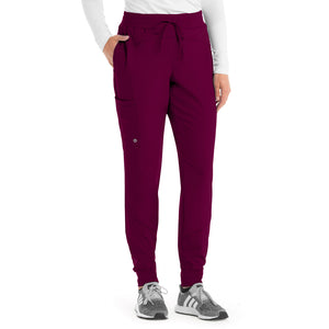 Boost Jogger Pant | Barco One | Wine