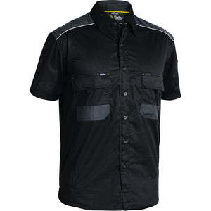 Flex and Move Mechanical Shirt | Black