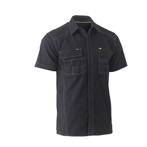 Flex and Move Utility Shirt | Black