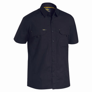Airflow Rip Stop Shirt | Black